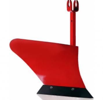 Плуг МБ Салют без сцепки с ухом красный ПСА 12.400.250 Красный