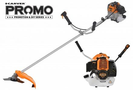 Бензокоса PROMO PBC-52, ( 2 л.с. 1500кВт,руль, ремень, нож 3-лоп., леска 2,4)