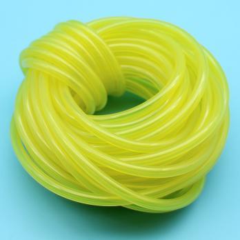 Бензошланг d3,0 силикон (желт) б/пила и б/коса (1м)