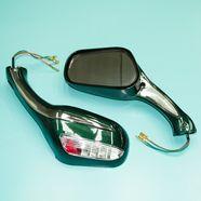 Зеркала с поворотом (070/020)  зелен