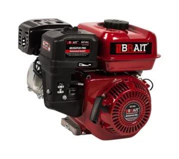 Двигатель  6.5л.с  168F-2  Брайт BR202P20 PRO бенз.. шкив 20 МБ