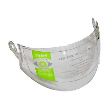 Стекло шлема YЕMA-801 светлое