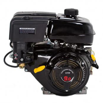 Двигатель  9,0л.с. 177F  бенз.Брайт  (вал 25 под шлицы)